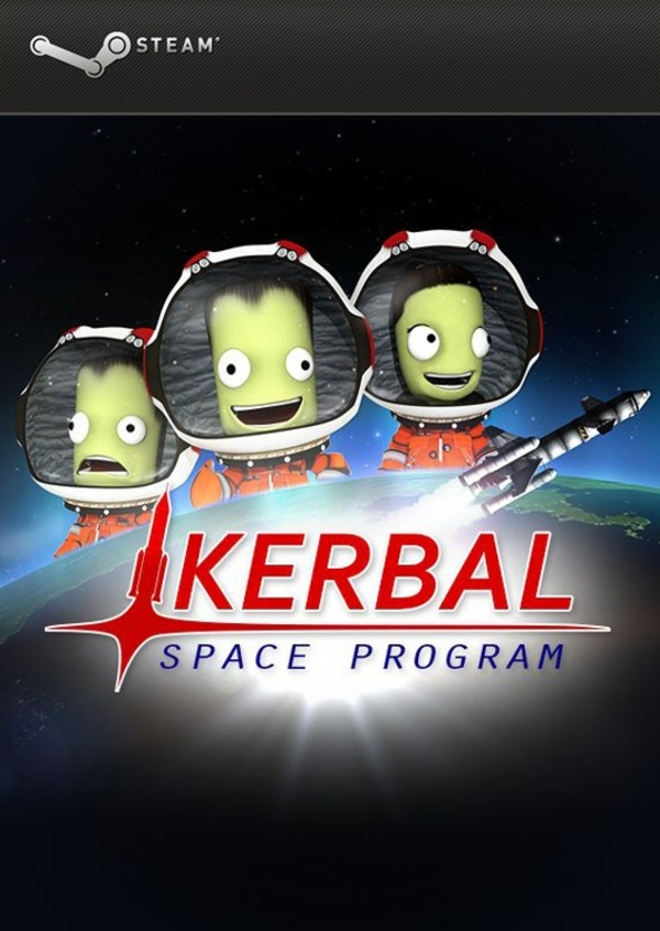 Cover zu Kerbal Space Program
