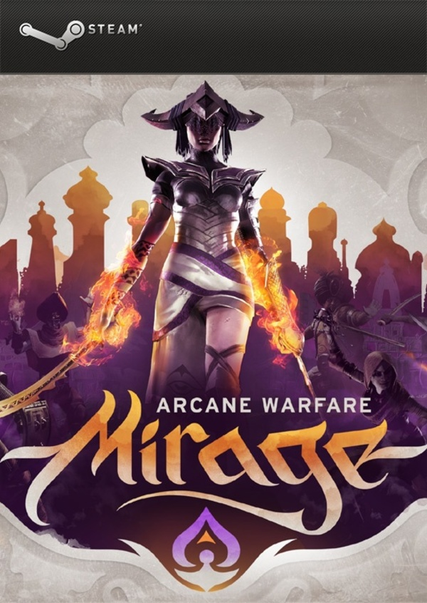 Cover zu Mirage: Arcane Warfare