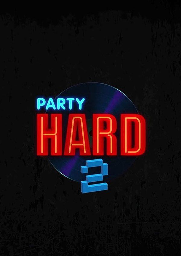 Cover zu Party Hard 2