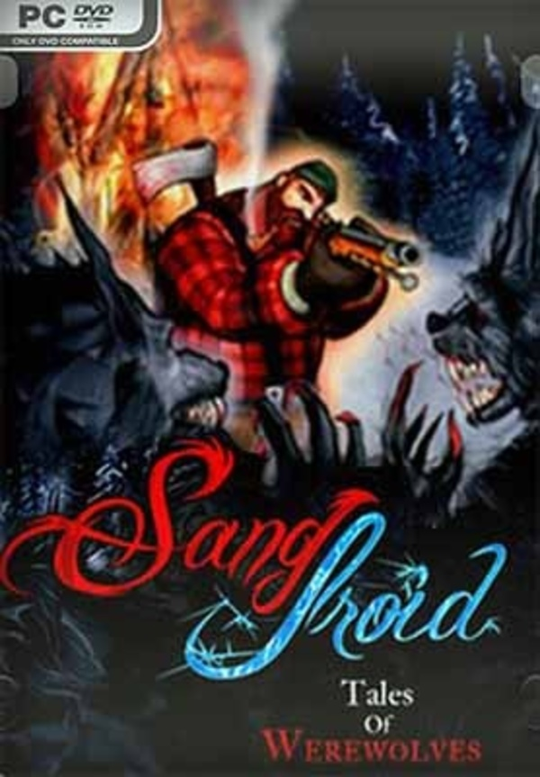 Cover zu Sang-Froid: Tales of Werewolves