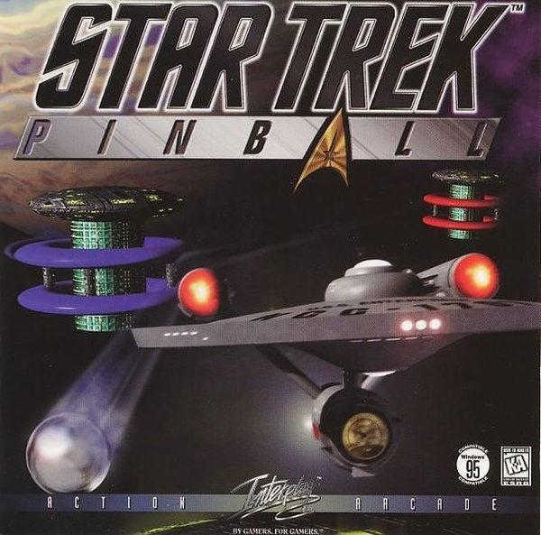 Cover zu Star Trek Pinball