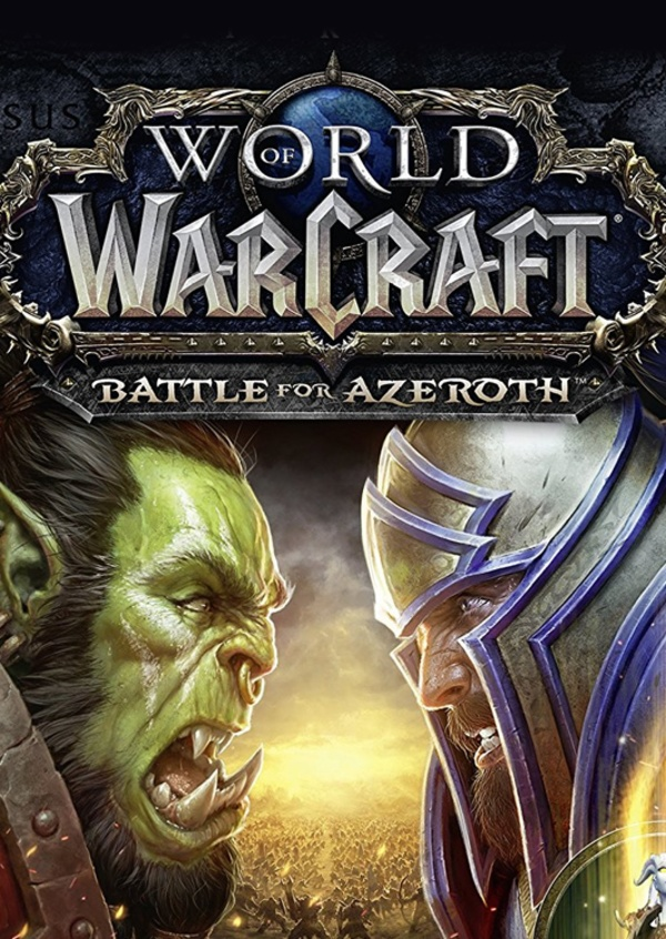 Cover zu World of Warcraft: Battle for Azeroth