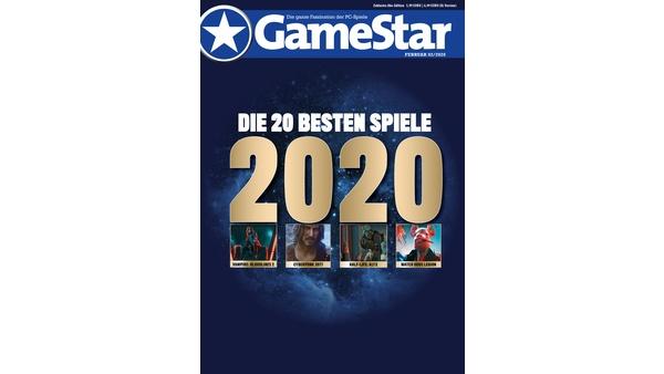 Die neue GameStar - Ab dem 23.01. im Handel