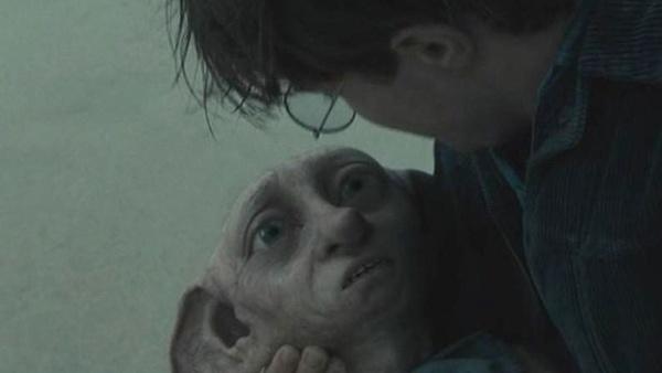 Harry Potter J K Rowling Entschuldigt Sich Fur Den Tod Von Dobby