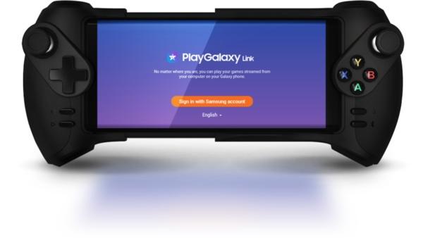 Samsung PlayGalaxy: PC-Games auf Samsung-Geräten spielen