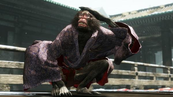 Sekiro - Guide: Wie man den Affen tanzen lässt