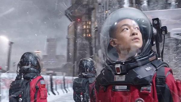 The Wandering Earth: Science-Fiction-Hit bereits auf Netflix abrufbar
