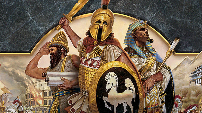 تحميل لعبة age of empires definitive edition