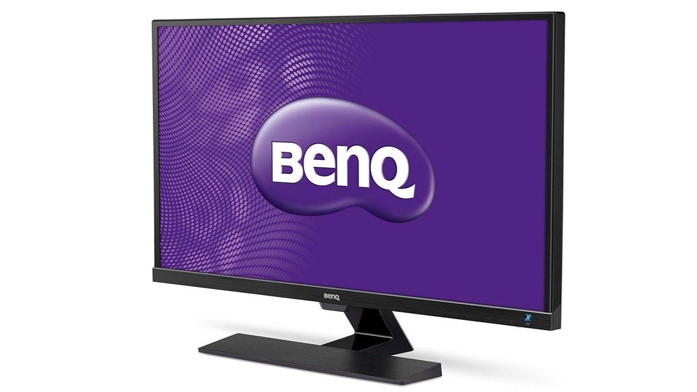 Benq 32 Zoll Whqd Monitor Nur 229 Sennheiser Gsp 600 Headset