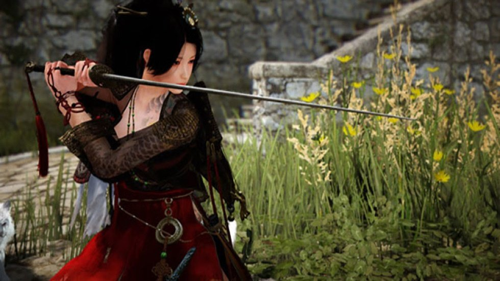 Kunoichi Build Black Desert Online
