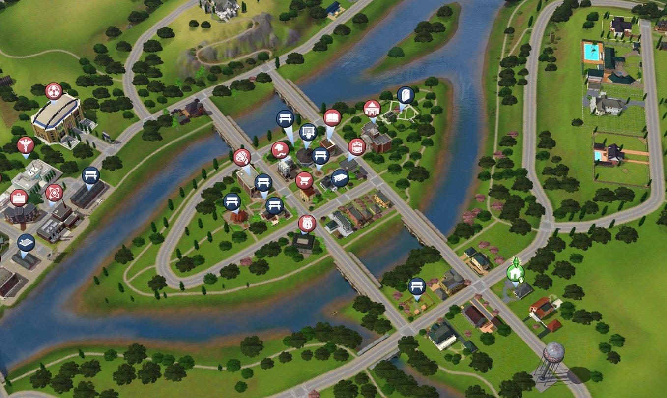 Die Sims 3 Online Funktionen Getestet Lohnt Sich Die Online