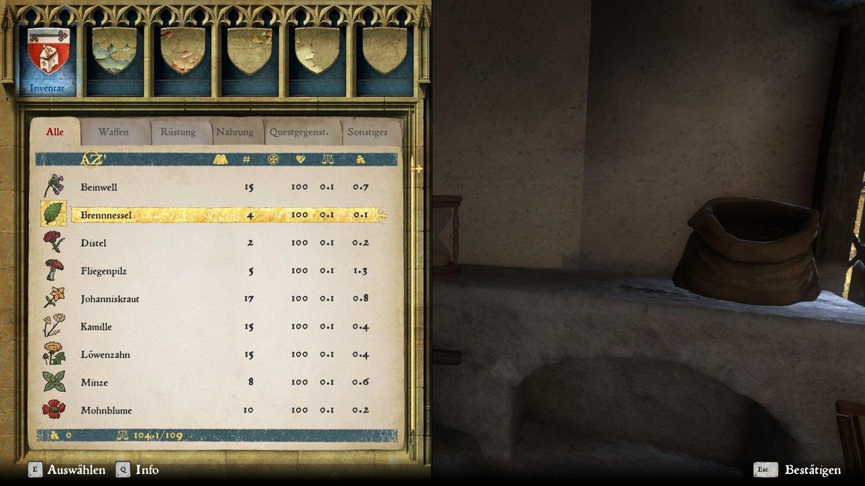 Kingdom Come: Deliverance - Wie Alchemie funktioniert - GameStar