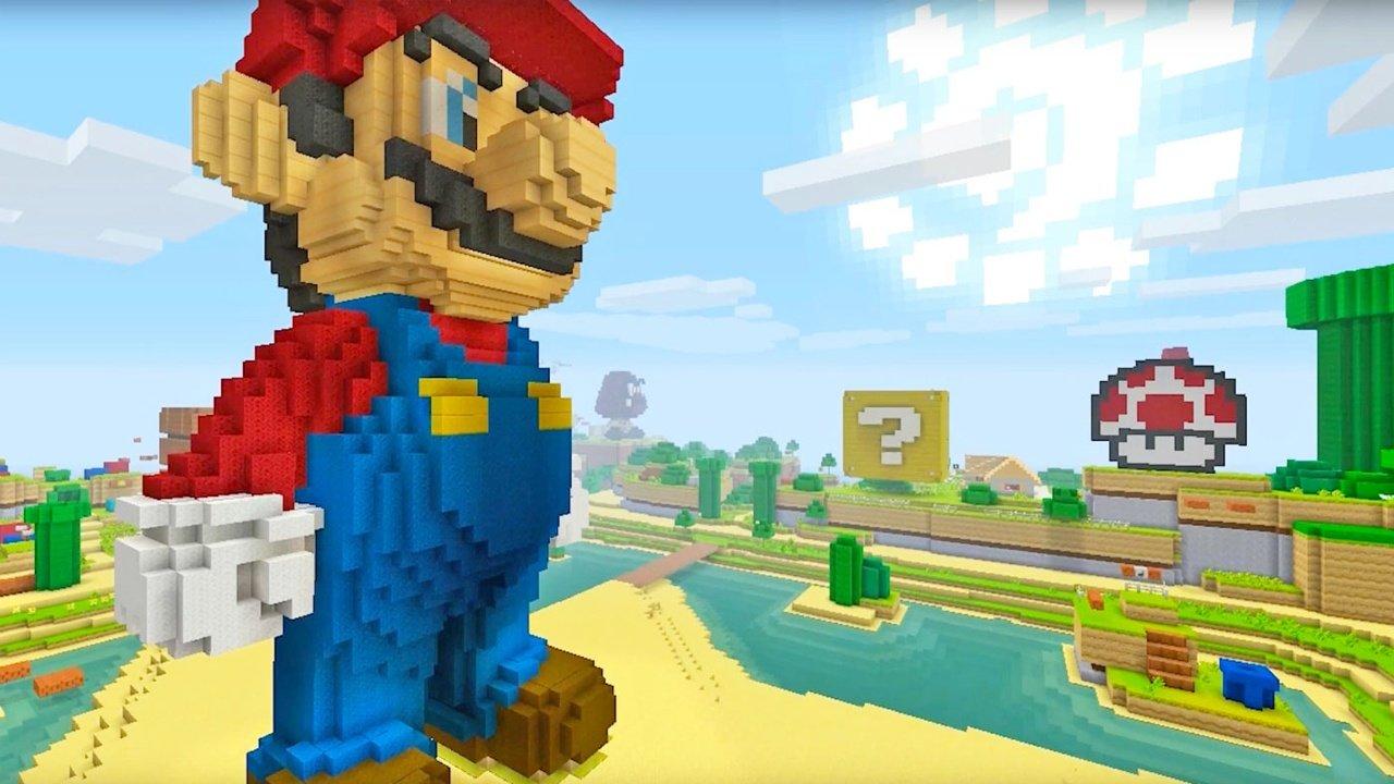 Jahrzehnte Vor Minecraft Nintendo Hätte Fast Ein ähnliches Spiel - Minecraft block spiele