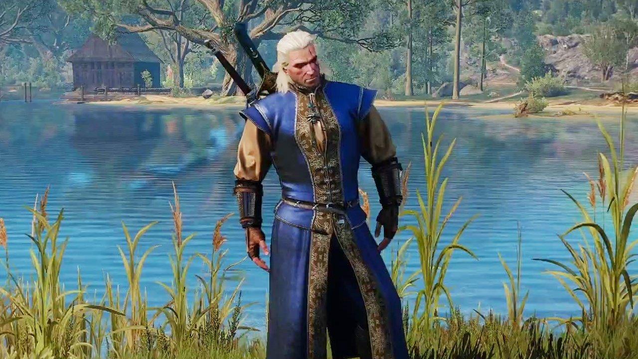 The Witcher 3 - Mod bringt HD-Texturen, jetzt downloaden