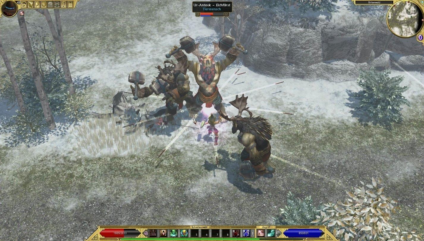 Best Titan Quest Ragnarok Builds