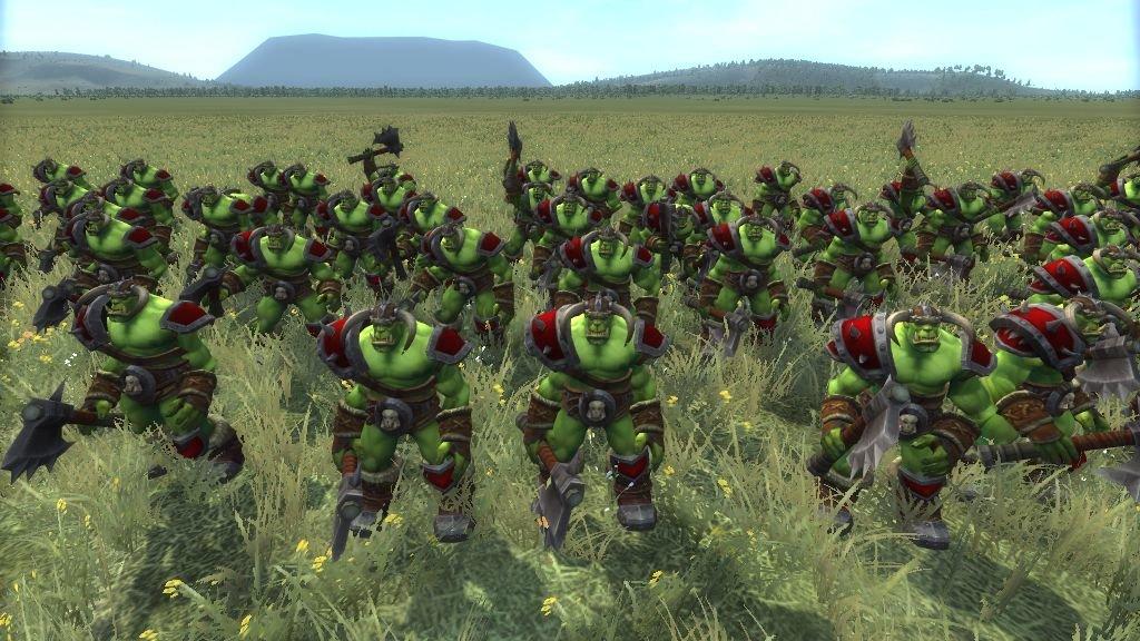 Warcraft: Total War - Riesige Warcraft-Mod für Medieval 2 released