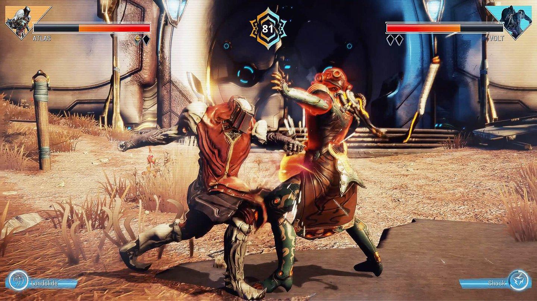 Warframe - Macht jetzt Street Fighter Konkurrenz - GameStar