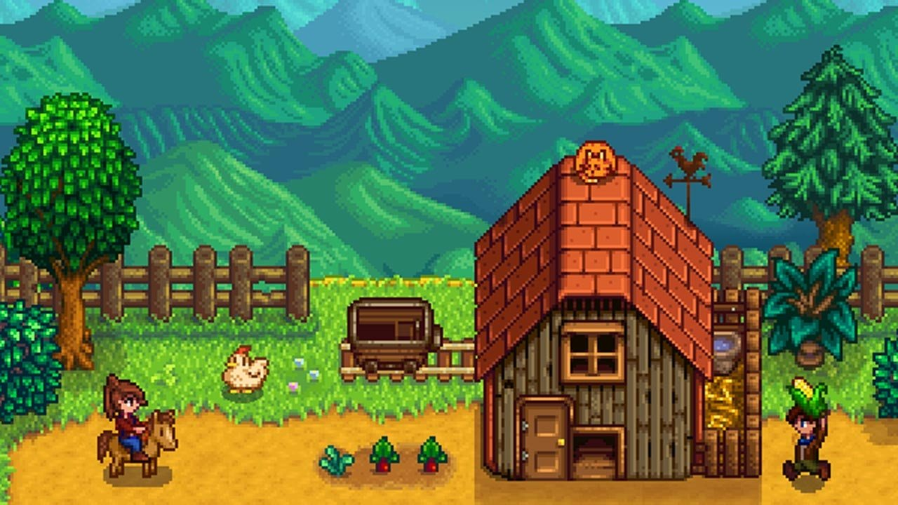 Stardew Valley - Die besten Mods für das putzige Bauernhof-Rollenspiel