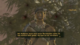 <b>Fallout: New Vegas - Honest Hearts</b><br>PC-Screenshots aus dem DLC
