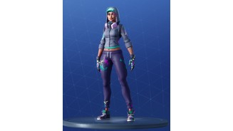 <b>Fortnite: Battle Royale</b><br>Teknique, Tier 23