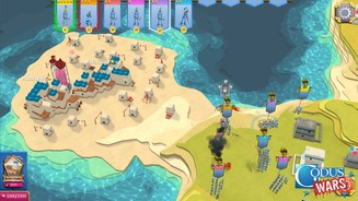 Godus Wars - Screenshots