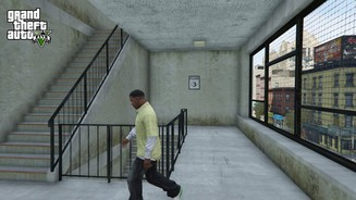 GTA 5 Liberty City