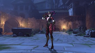 Overwatch - Halloween-Skins 2018 - Spinne Widowmaker