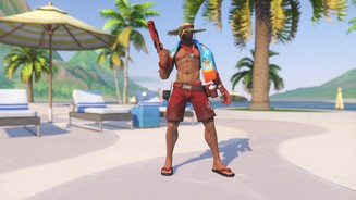 "<b>Overwatch Summer Games 2017</b><br>McCree ""Lifeguard"""