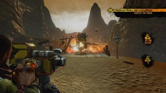 Red Faction: Guerrilla - Zerstörung im Detail