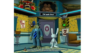 Sam & Max: Ice Station Santa 5