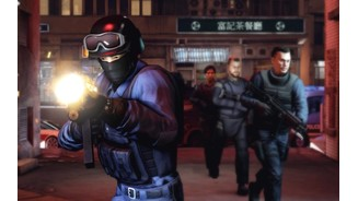 Sleeping Dogs - Screenshot aus dem SWAT DLC