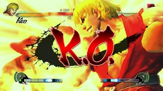 Street Fighter 4 - PC-Screenshots aus der Preview-Version
