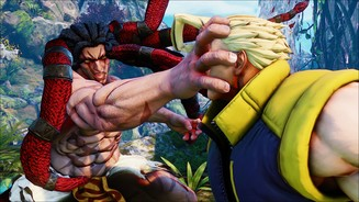 <b>Street Fighter 5</b><br/>Screenshots vom neuen Charakter Necalli