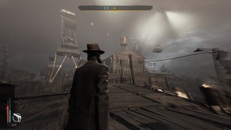 The Sinking City - Screenshot