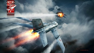 War Thunder - Screenshots aus dem Supersonic-Update auf Version 1.85