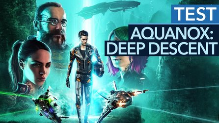 Aquanox: Deep Descent - Test-Video zum Unterwasser-Actionspiel