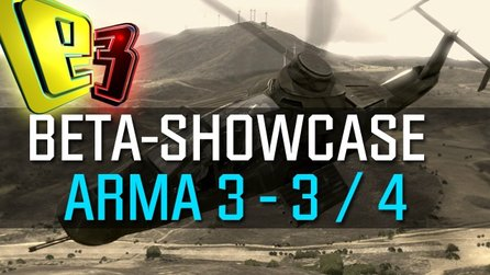ARMA 3 - Beta-Showcase: Support (E3 2013)