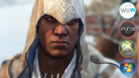 Assassin's Creed 3 - Grafikvergleich: PC / Xbox 360 / PlayStation 3 / Wii U