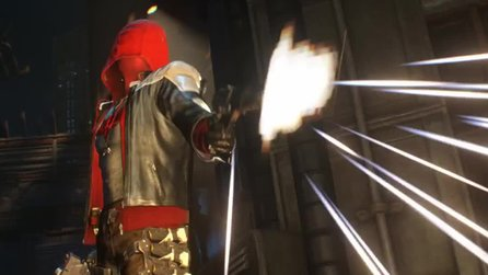Batman: Arkham Knight - Kurzer Pre-Order-Trailer zum »Red Hood«-DLC