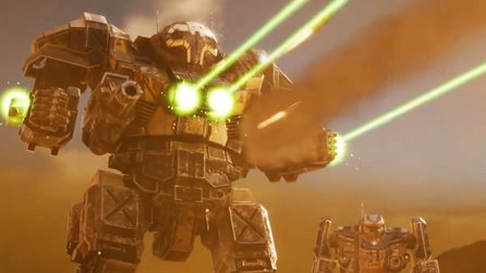 Battletech - Release-Trailer: So wird man zur Mech-Legende