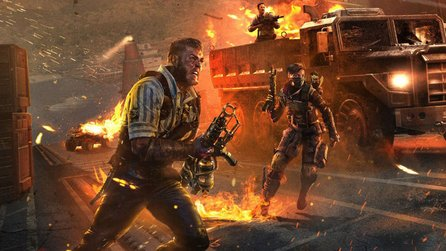 Black Ops 4 - Update Operation Absolute Zero bringt neuen Spezialisten, verändert Blackout-Map