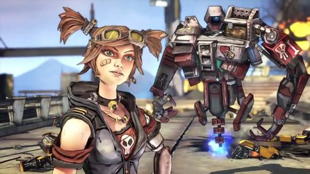 Borderlands: Handsome Collection Ultra HD - Trailer zeigt die Vorgänger von Borderlands 3 in der Remastered-Version