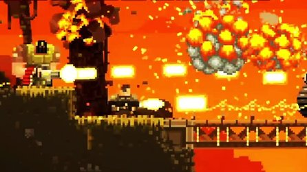 Broforce - Gameplay-Trailer zum Mai-Update