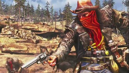 Call of Juarez: Gunslinger - Launch-Trailer zum Western-Shooter