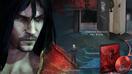 Castlevania: Lords of Shadow 2 - Boxenstopp-Video zur Collector's Edition