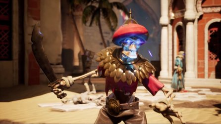 City of Brass - Launch-Trailer zum Roguelite ehemaliger Bioshock-Entwickler