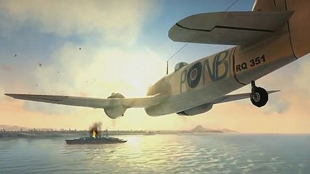 Combat Wings: The Great Battles of WWII - Kampf-Trailer