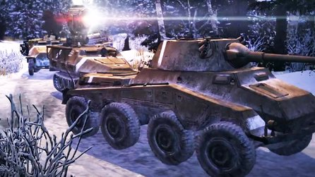 Company of Heroes 2 - DLC-Trailer zur Fraktion »Oberkommando West«