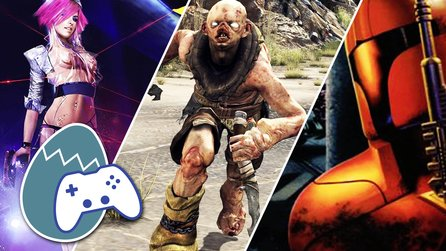 Easter Eggs in Spielen - Folge #3 mit The Witcher 3, Rage & Crusader: No Regret von 1996