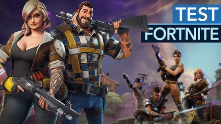 Fortnite Battle Royale - Testvideo: Epic baut das Genre aus